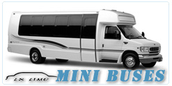 Quebec Mini Bus rental