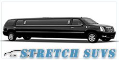 Wedding limousine in Quebec, QC
