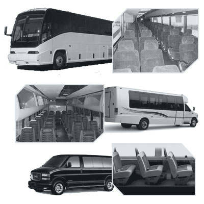 Quebec Coach Bus rental