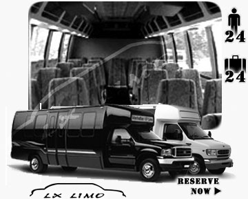 Quebec Mini bus for hire