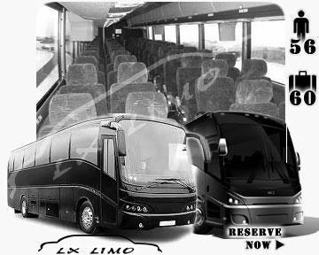 Motor Coach for hire in Quebec, QC