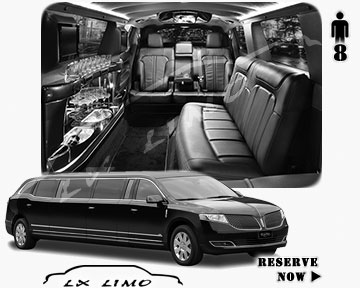 Stretch Limo for hire in Quebec